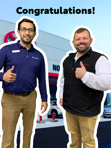 Congratulations to out Top Salesmen of 2019.