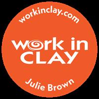 Julie Brown WORK IN CLAY