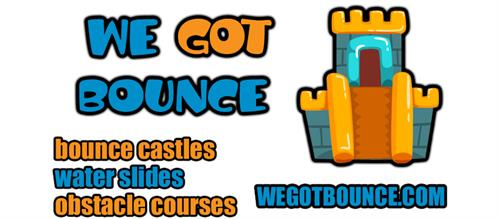 Water Slides, Bounce Castles, Party Rentals