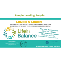 Lunch N Learn People Leading People