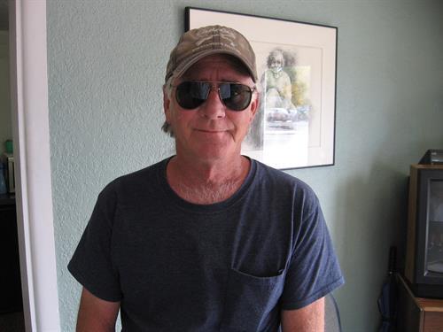Service Advisor Jim Walser