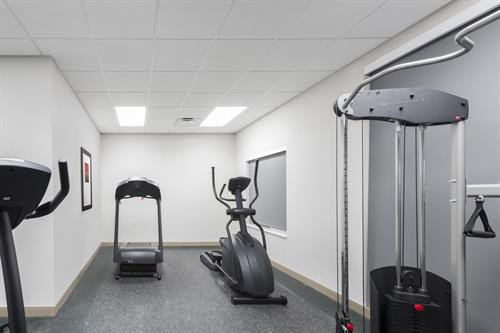 Wingate by Wyndham Loveland fittness center