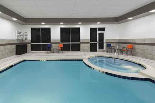 Wingate by Wyndham Loveland pool