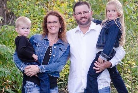 Shawn, Kim, Alli & Garrett Ellis