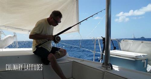 Fishing the Caribbean