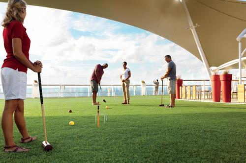 Croquet at Sea