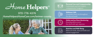 Home Helpers Home Care of Larimer County