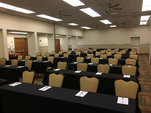 Massive Meeting Spaces