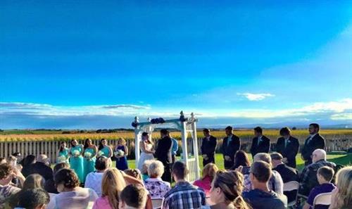 Majestic Wedding Venue