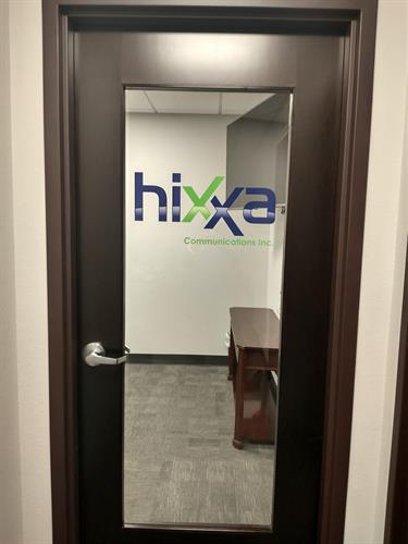 Interior Glass Decals for Hixxa