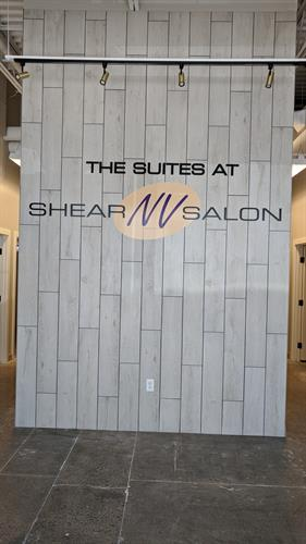 Wall Decals at The Suites at Shear NV