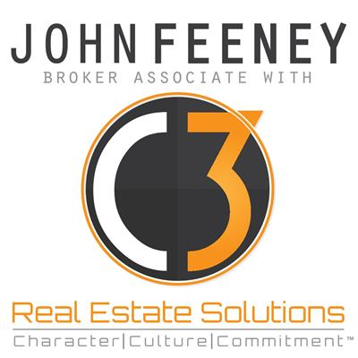 John Feeney with C3 Real Estate Solutions