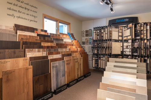 Flooring Showroom