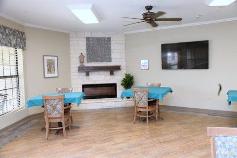 Transitional Care Dining Room