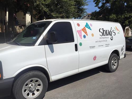 Shug's Van