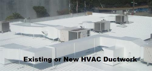 Perfect for HVAC ductwork applications.