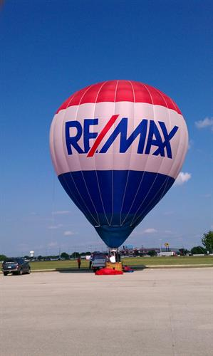 Use the Power of the Balloon for All your Real Estate Needs!