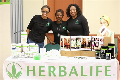 Vist me at the Chamber Health Fair