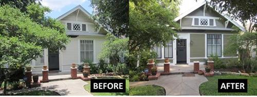 Exterior Repaint - Historic Home