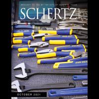 Schertz Magazine  - October 2021