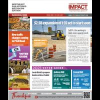 Community Impact Newspaper Volume.1 Issue 1