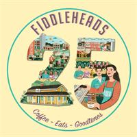 Fiddleheads Coffee- 25th Anniversary