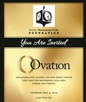 Ovation - Greater Menomonee Falls Foundation Annual Recognition Event and Fundraiser