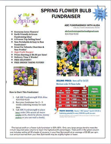 No-Risk Order Taker Flower Bulbs for Spring & Fall