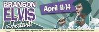 13th Annual Branson Elvis Festival Set To Kickoff on April 11th!