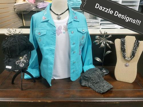 Dazzle Me Designs