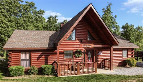 Eagles Rest - 3 bed / 2 bath log cabin