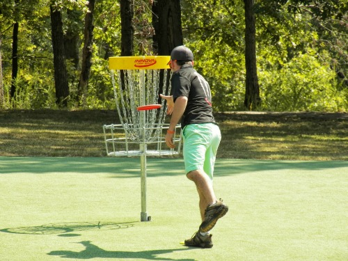 19 Hole Disc Golf Course