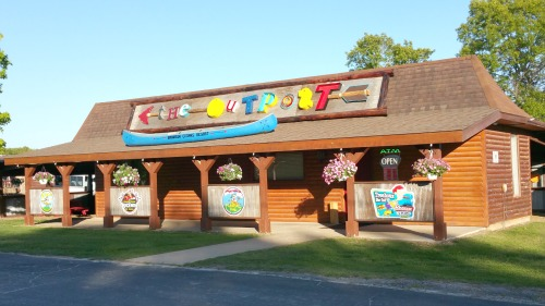 The Outpost Activities Center