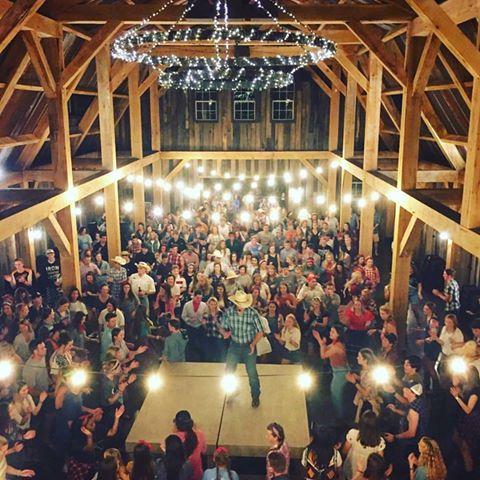 Barn Dance - NIchole McElvain Photography