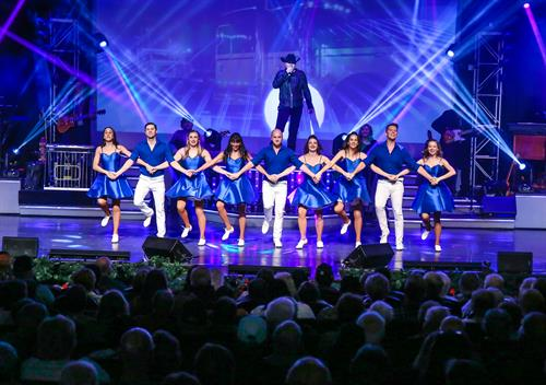 Clay Cooper and Dancers