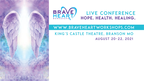 Hope. Health. Healing. Conference in Branson
