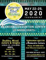 Branson Blast Pickleball Tournament