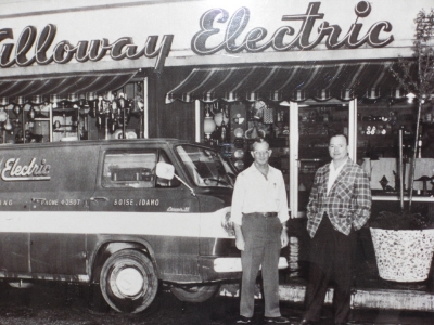 Alloway Electric has been around since 1924, we are a locally-owned electrical company in Boise, Idaho.