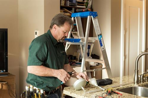 Residential electricians are here to help when DIY goes wrong.