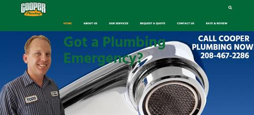 Cooper Plumbing of Idaho
