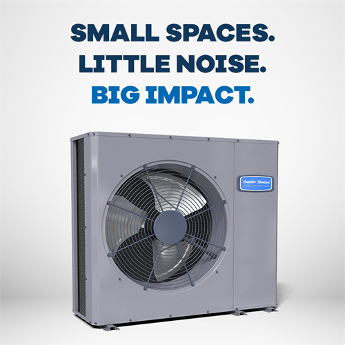 Give your home the ultimate comfort experience with the AccuComfort™ Platinum 19 Low Profile Heat Pump. Ideal for zero lot line applications and other space-constrained areas, this unit is our most efficient and quiet to date. For more information: https://bit.ly/2J1HQKr