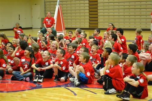 2014 Basketball Camp