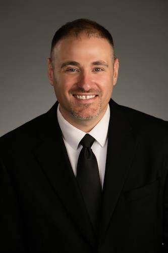Bryan Worden, Funeral Director