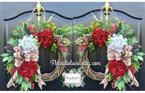 Hand Made Wreaths