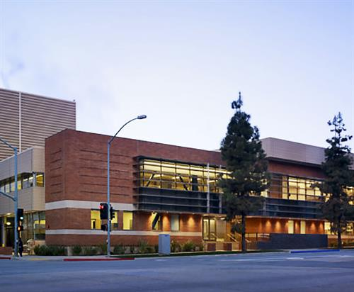 Project management for the structural steel construction phase of the UCLA Police Department