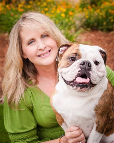 Laurie Gerhard and Nala, McMinnville