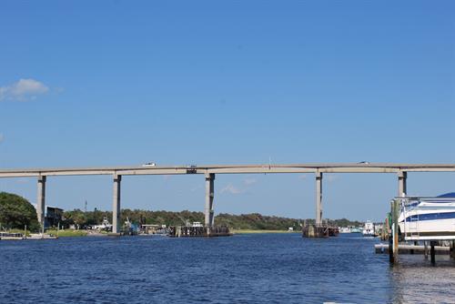 Holden Beach Bridge