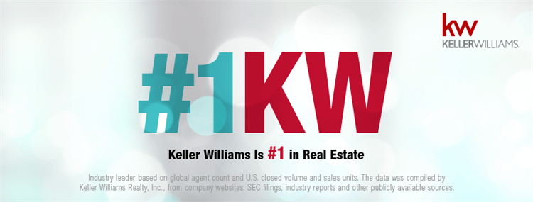 KW - #1 in Real Estate