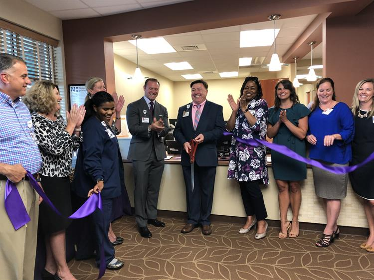 Novant Health Orthopedics & Spine opened in 2018. For more information, call 910-721-4370.