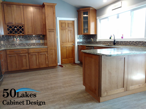 Kitchen Remodel - Boiling Spring Lakes